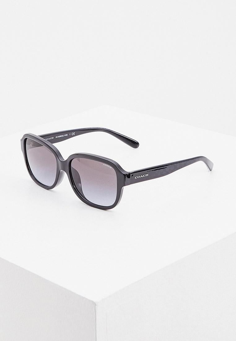 Женские солнцезащитные очки Coach 0HC8298U