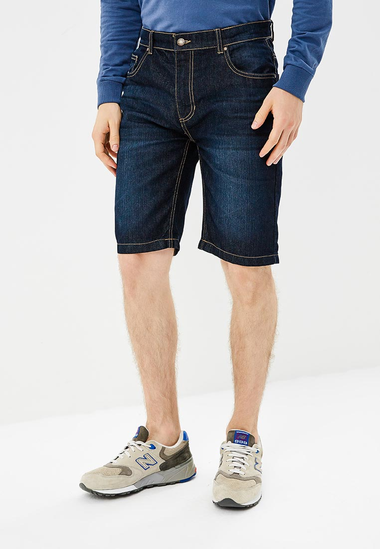 Мужские джинсовые шорты Code 114830