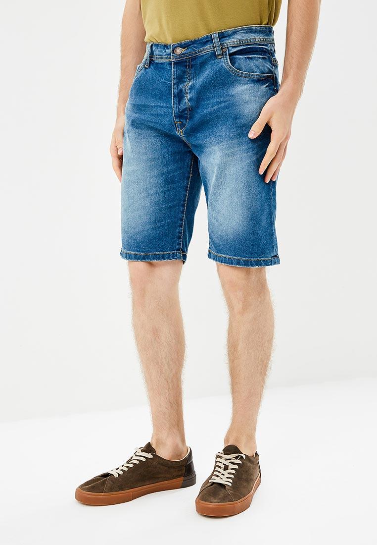 Мужские джинсовые шорты Code 114831