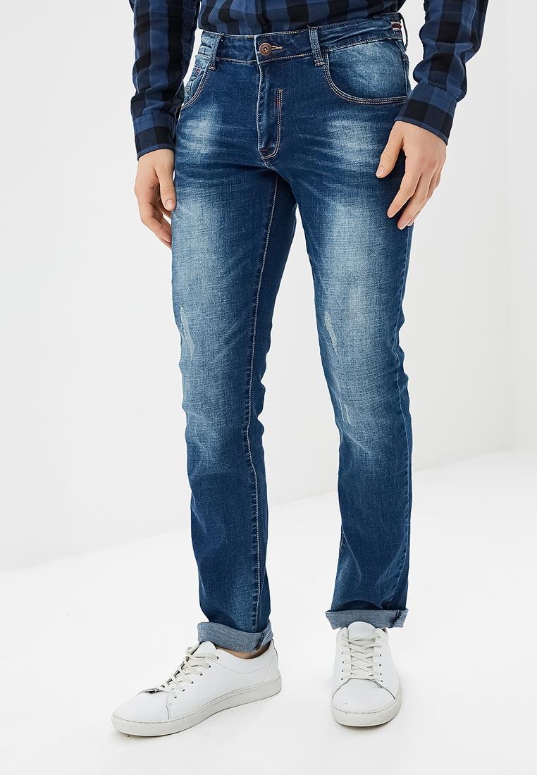 Зауженные джинсы Code 114891