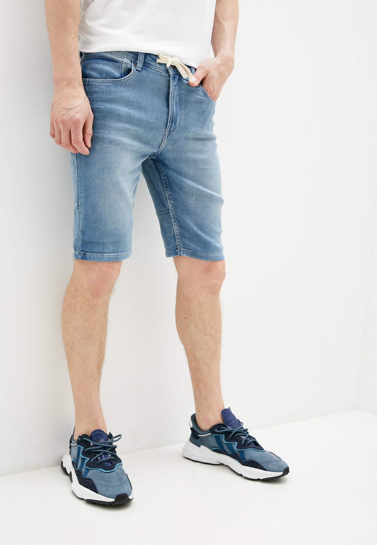 Мужские джинсовые шорты Code 115913: изображение 1