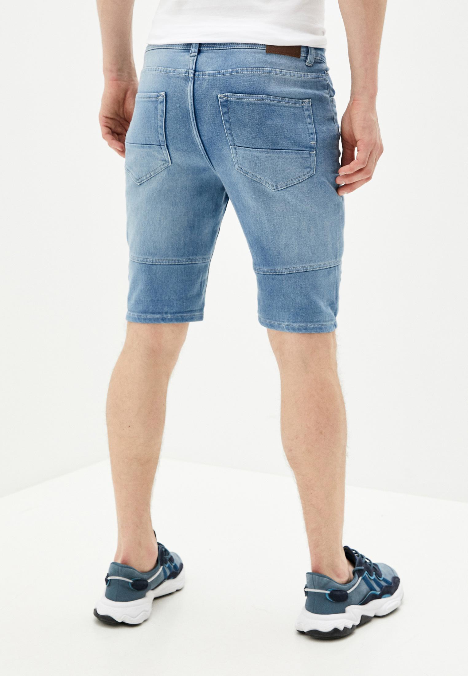 Мужские джинсовые шорты Code 115913: изображение 3