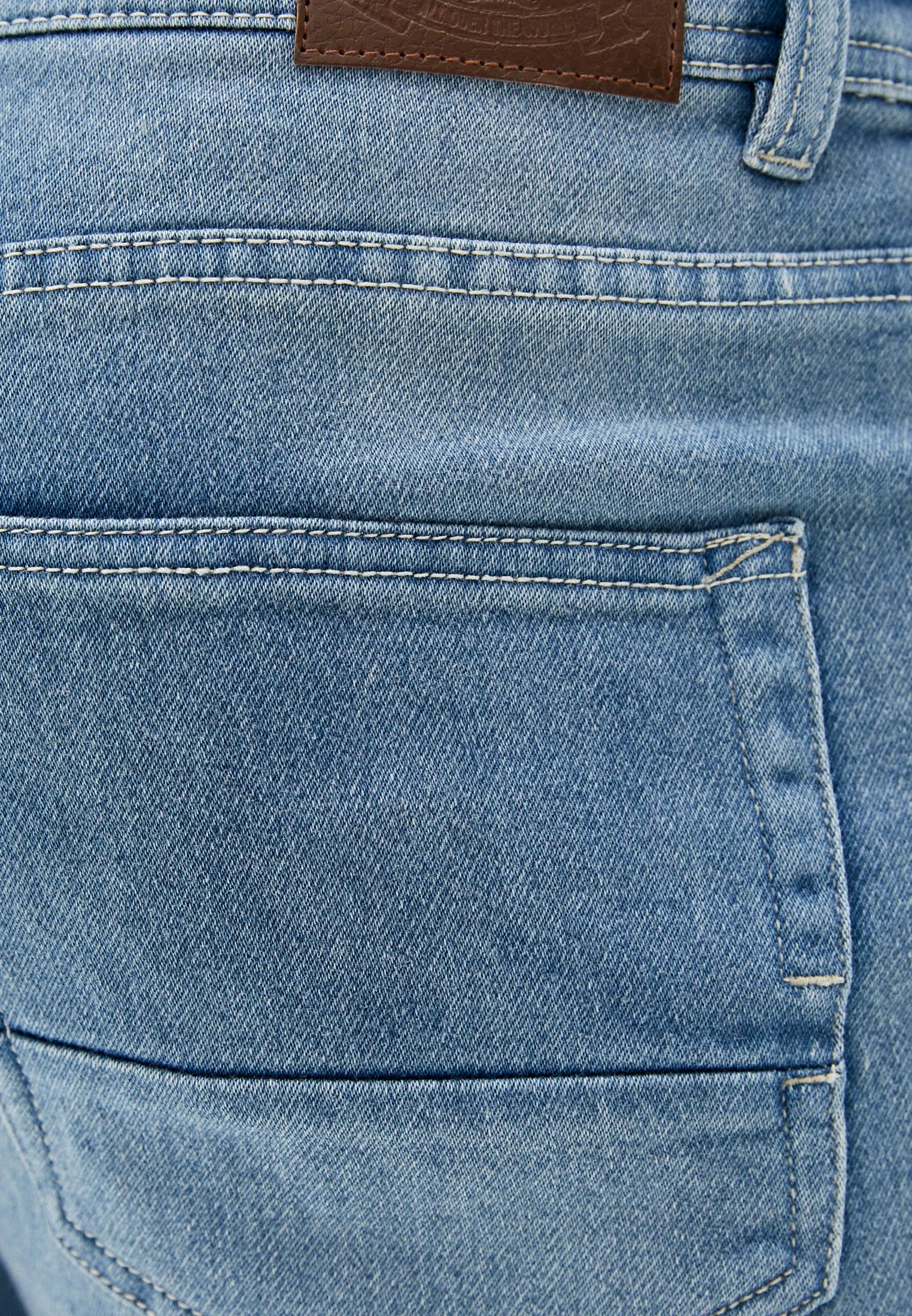 Мужские джинсовые шорты Code 115913: изображение 4