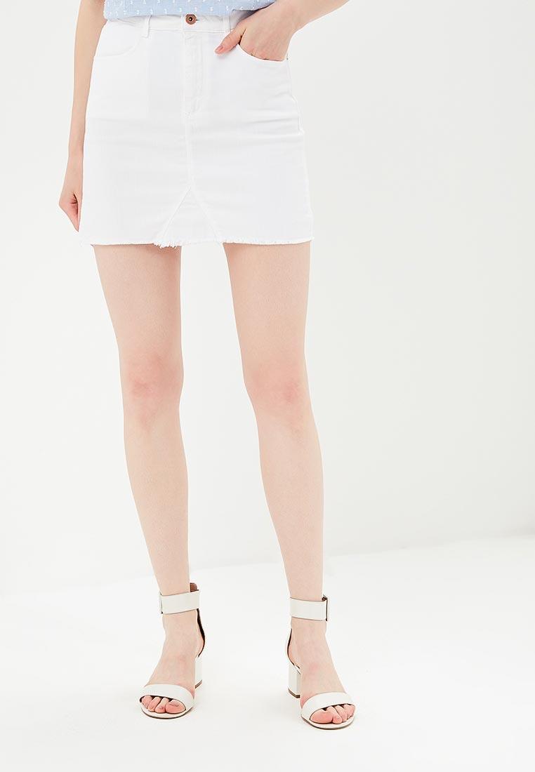 Прямая юбка Code 250469