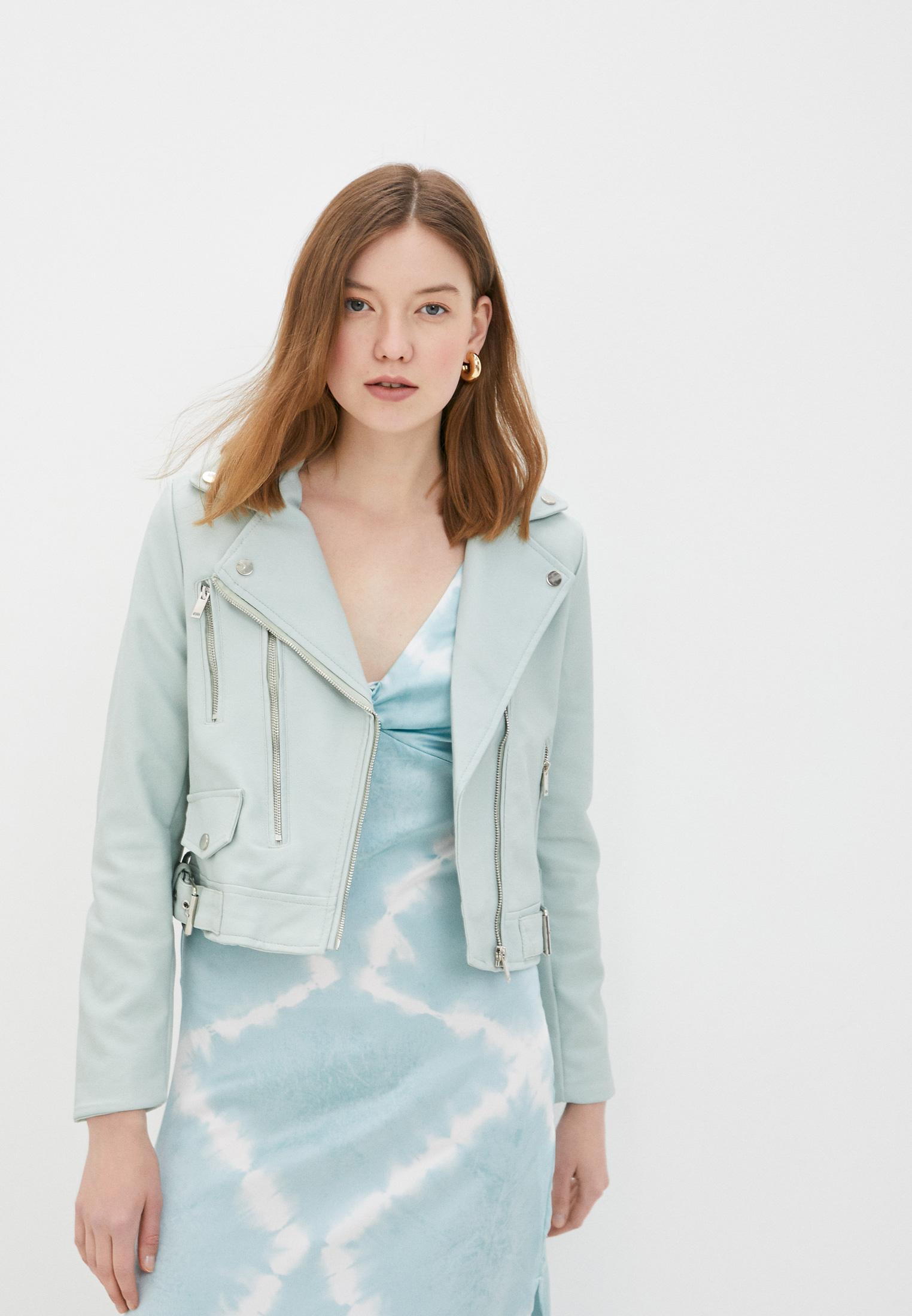 Кожаная куртка Code 250817