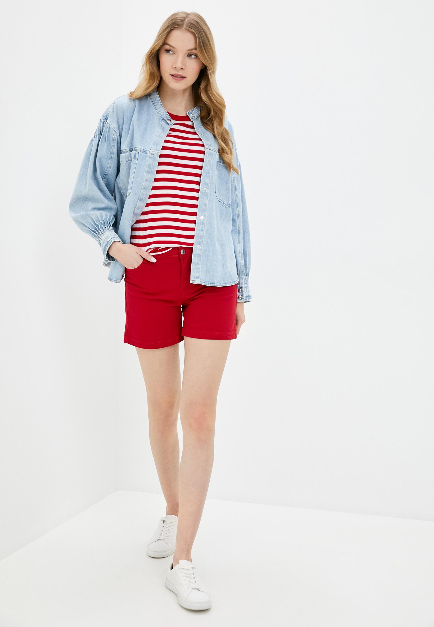 Женские джинсовые шорты Code 250854: изображение 2