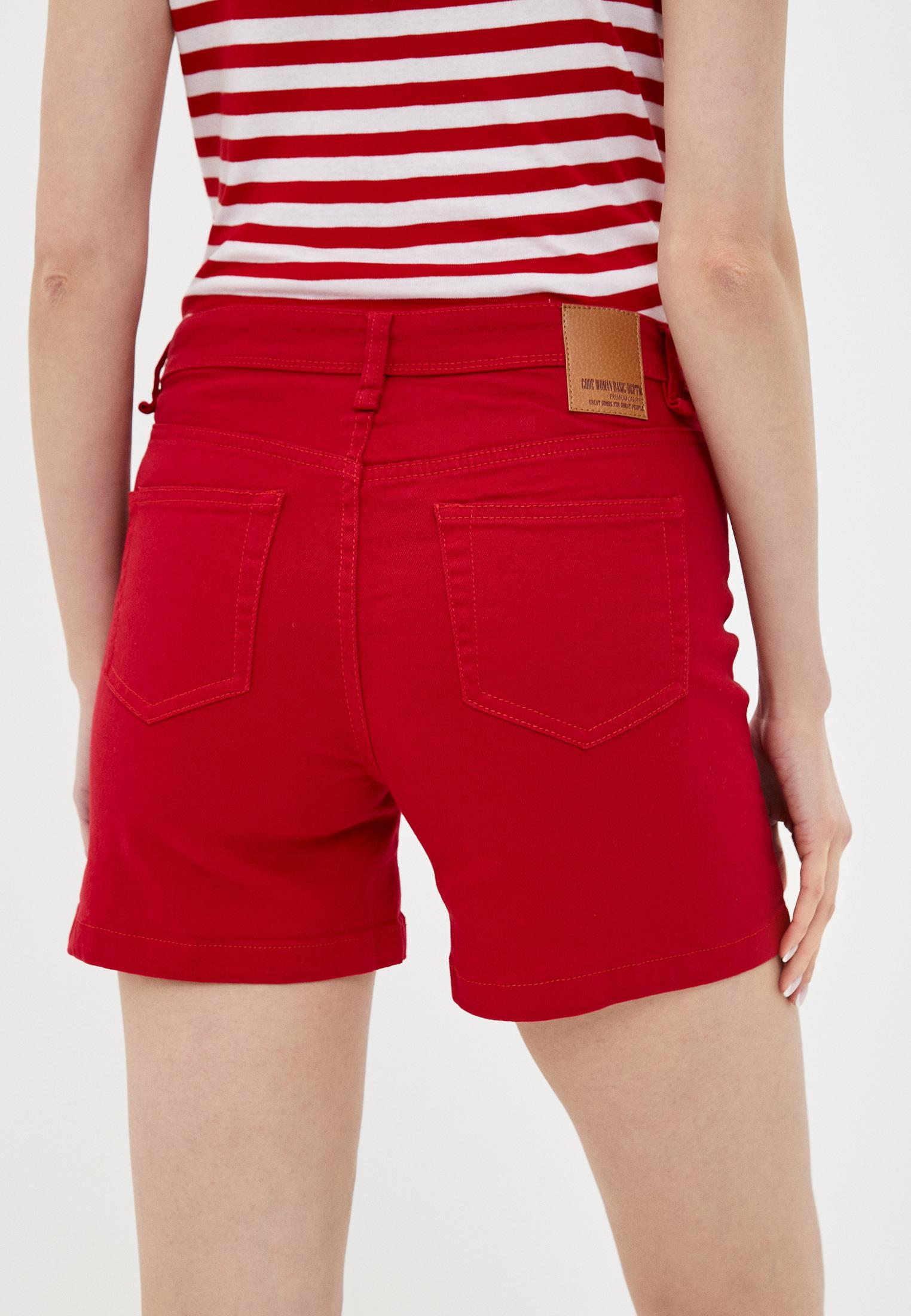 Женские джинсовые шорты Code 250854: изображение 3