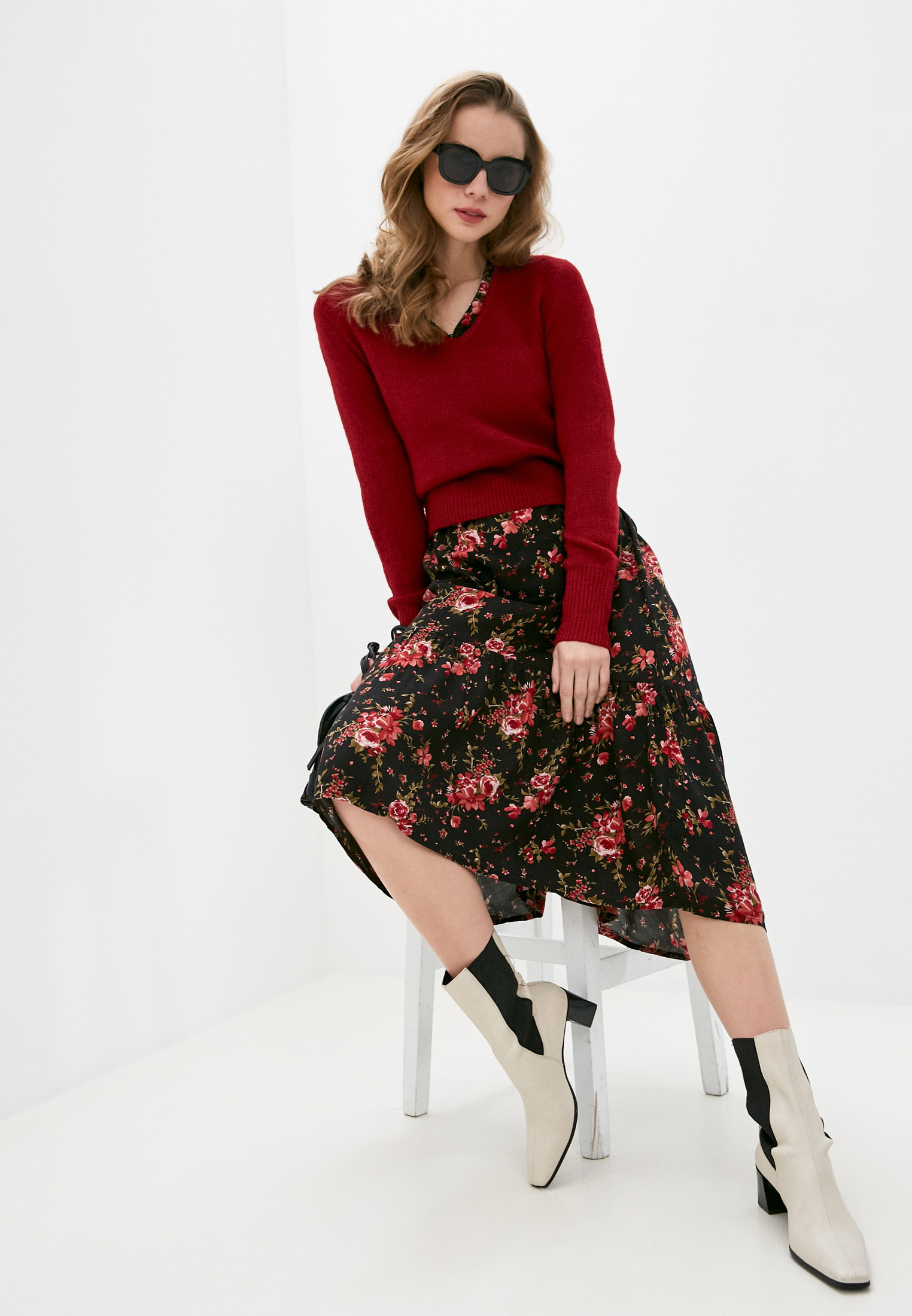 Пуловер Code 203656: изображение 2