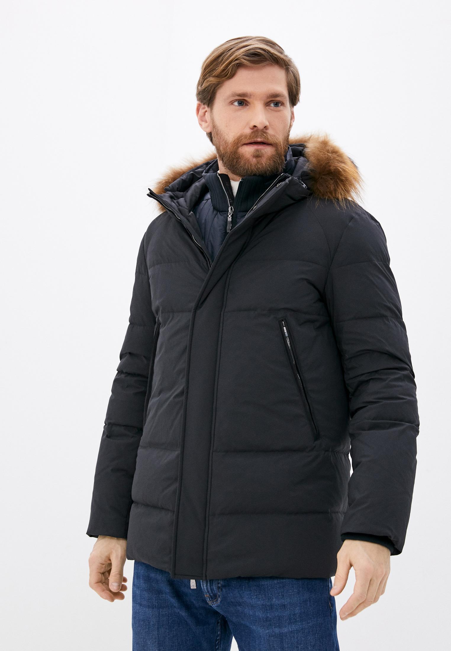 Утепленная куртка Corneliani 8625C9-0820204