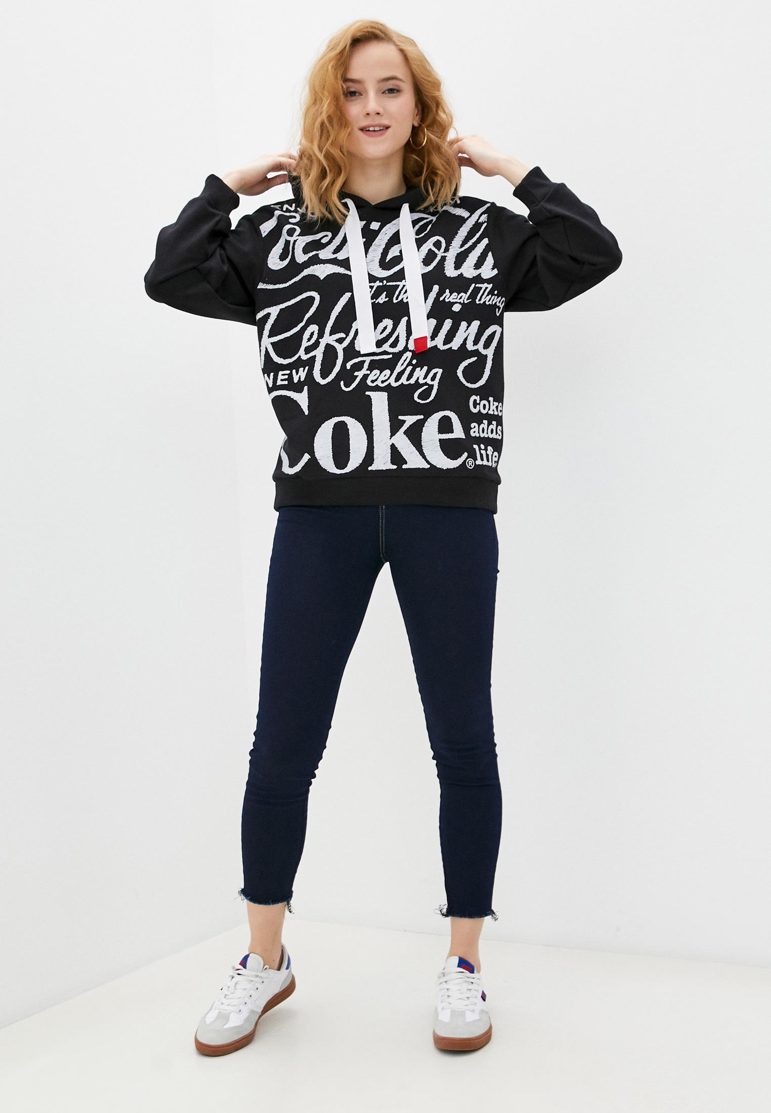 Женские худи Coca Cola Jeans 040.32.00406: изображение 2