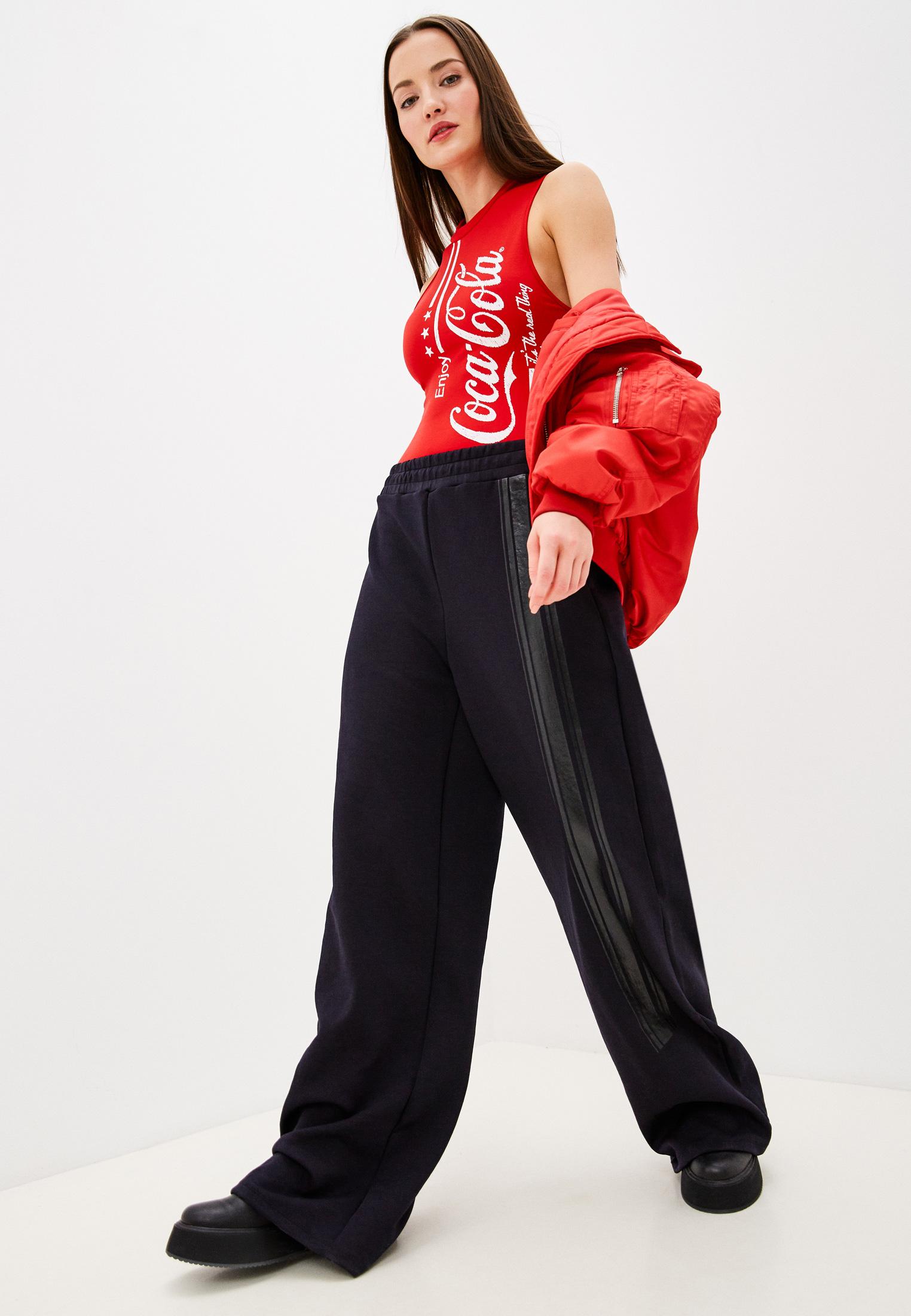 Женские спортивные брюки Coca Cola Jeans 002.32.03077: изображение 2