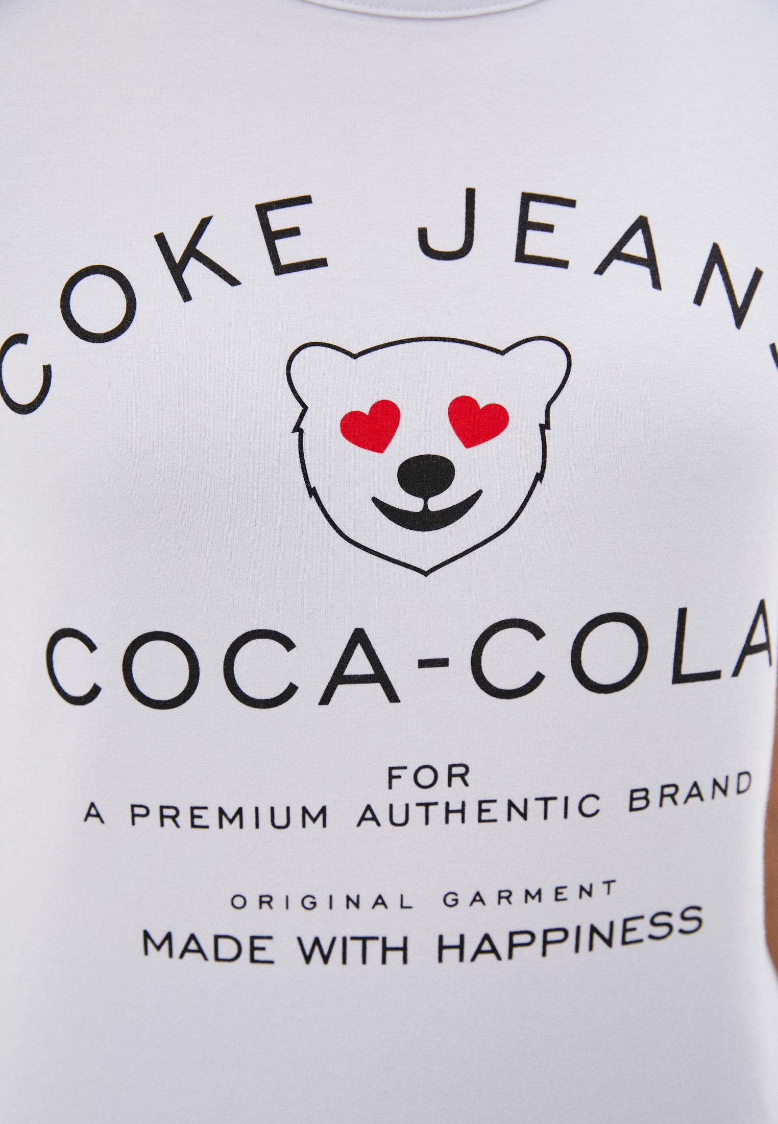Футболка с коротким рукавом Coca Cola Jeans 034.32.02915: изображение 3