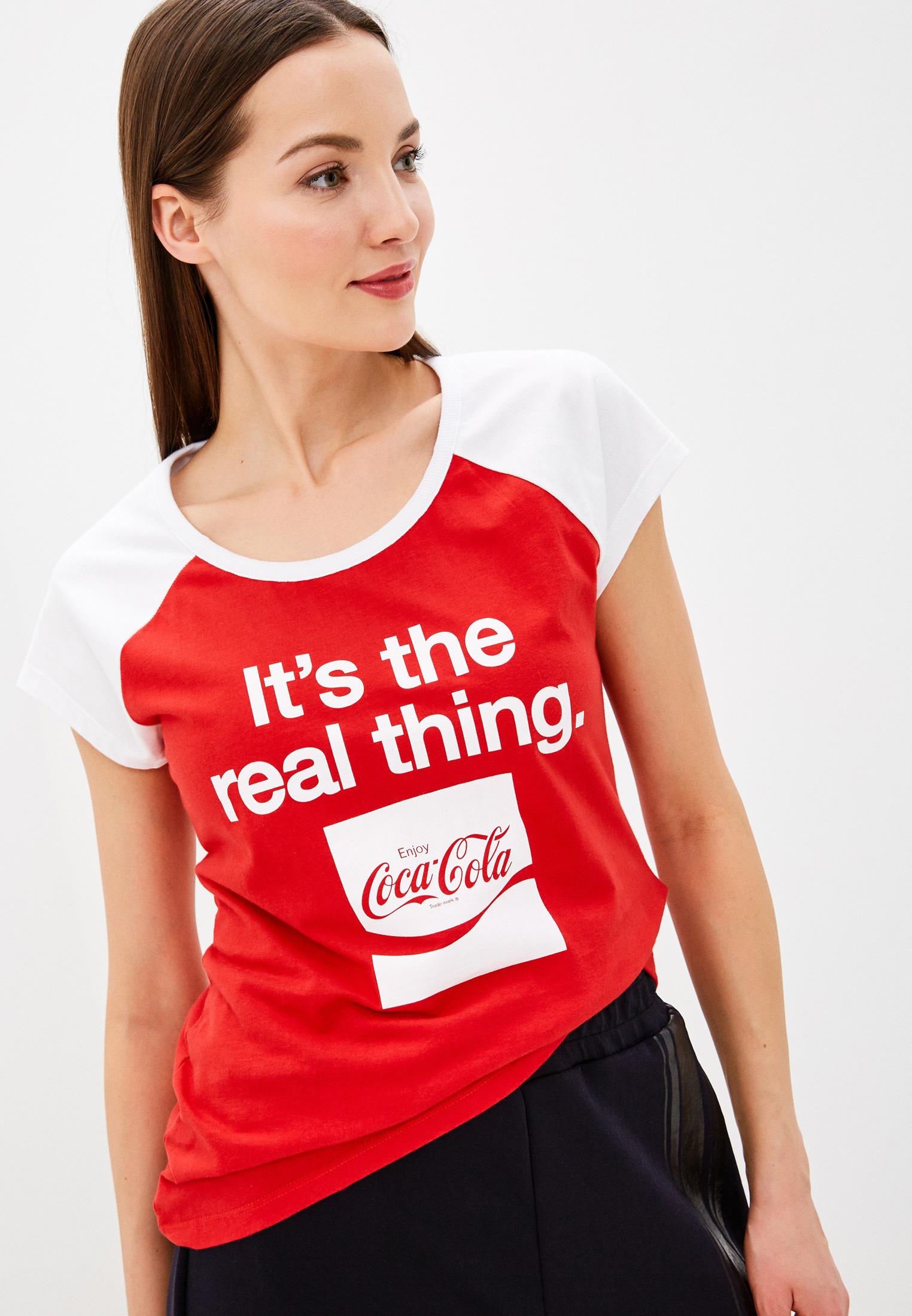 Футболка с коротким рукавом Coca Cola Jeans 034.32.02968