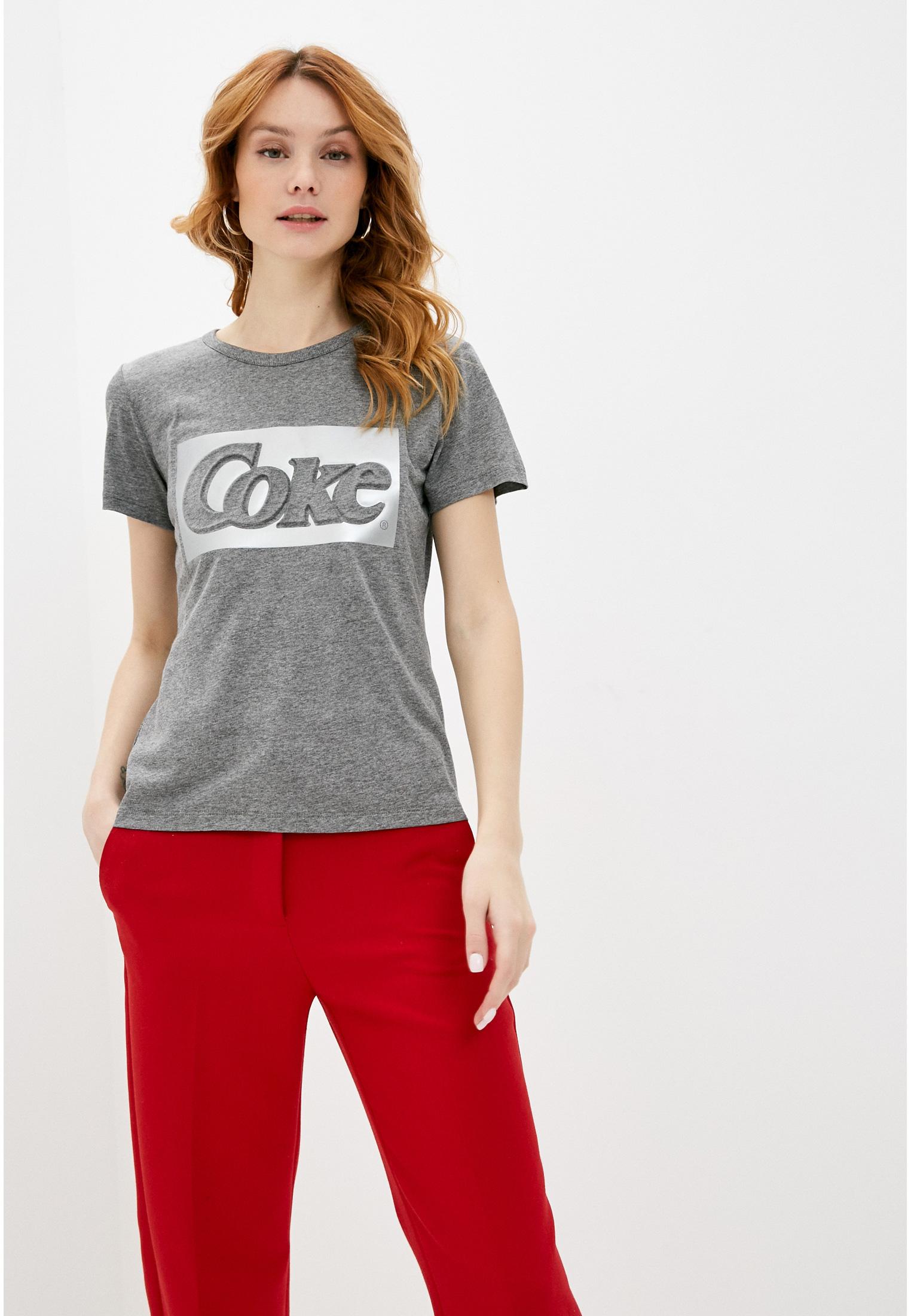 Футболка с коротким рукавом Coca Cola Jeans Футболка Coca Cola Jeans