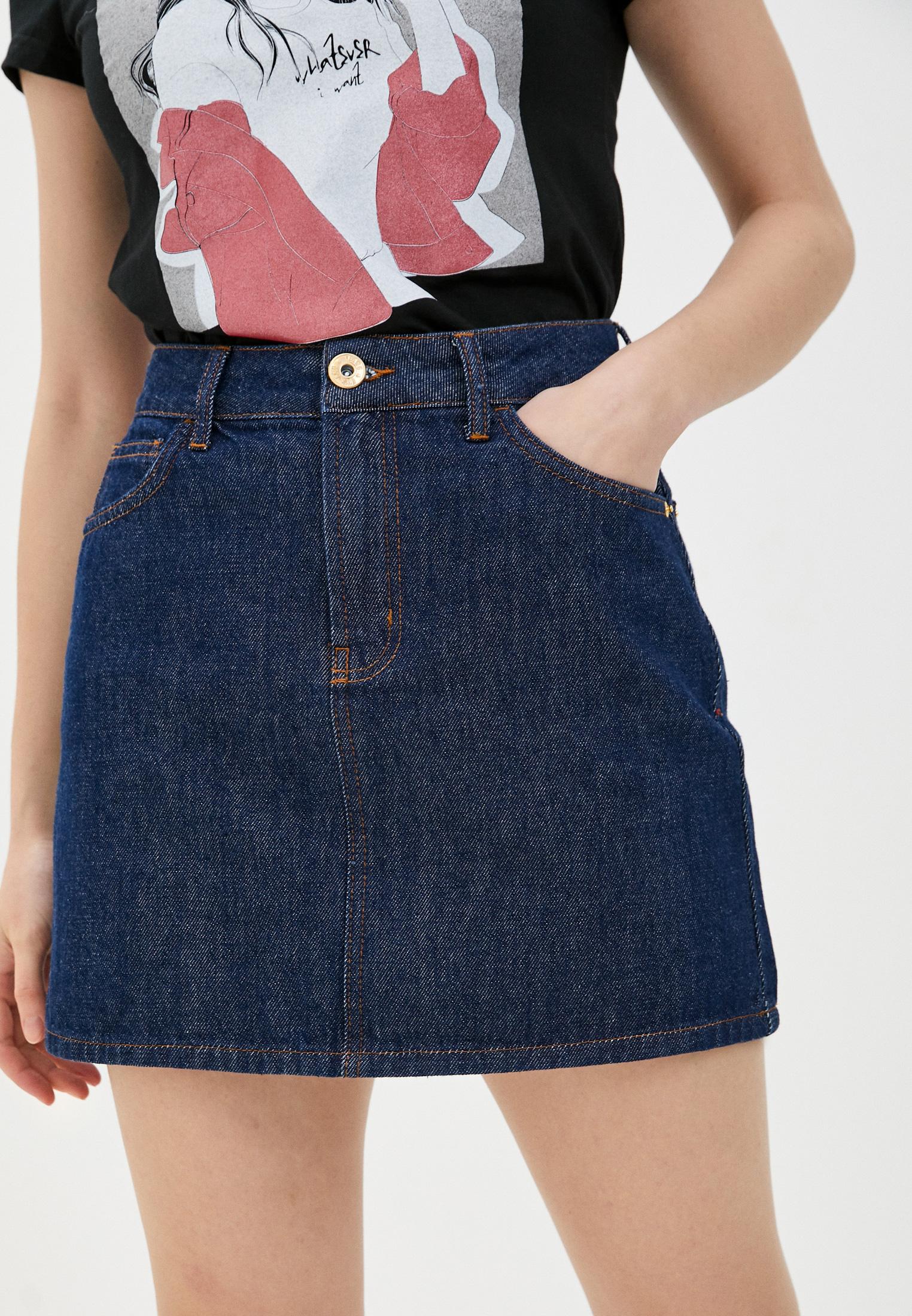 Джинсовая юбка Coca Cola Jeans 008.32.00996: изображение 1