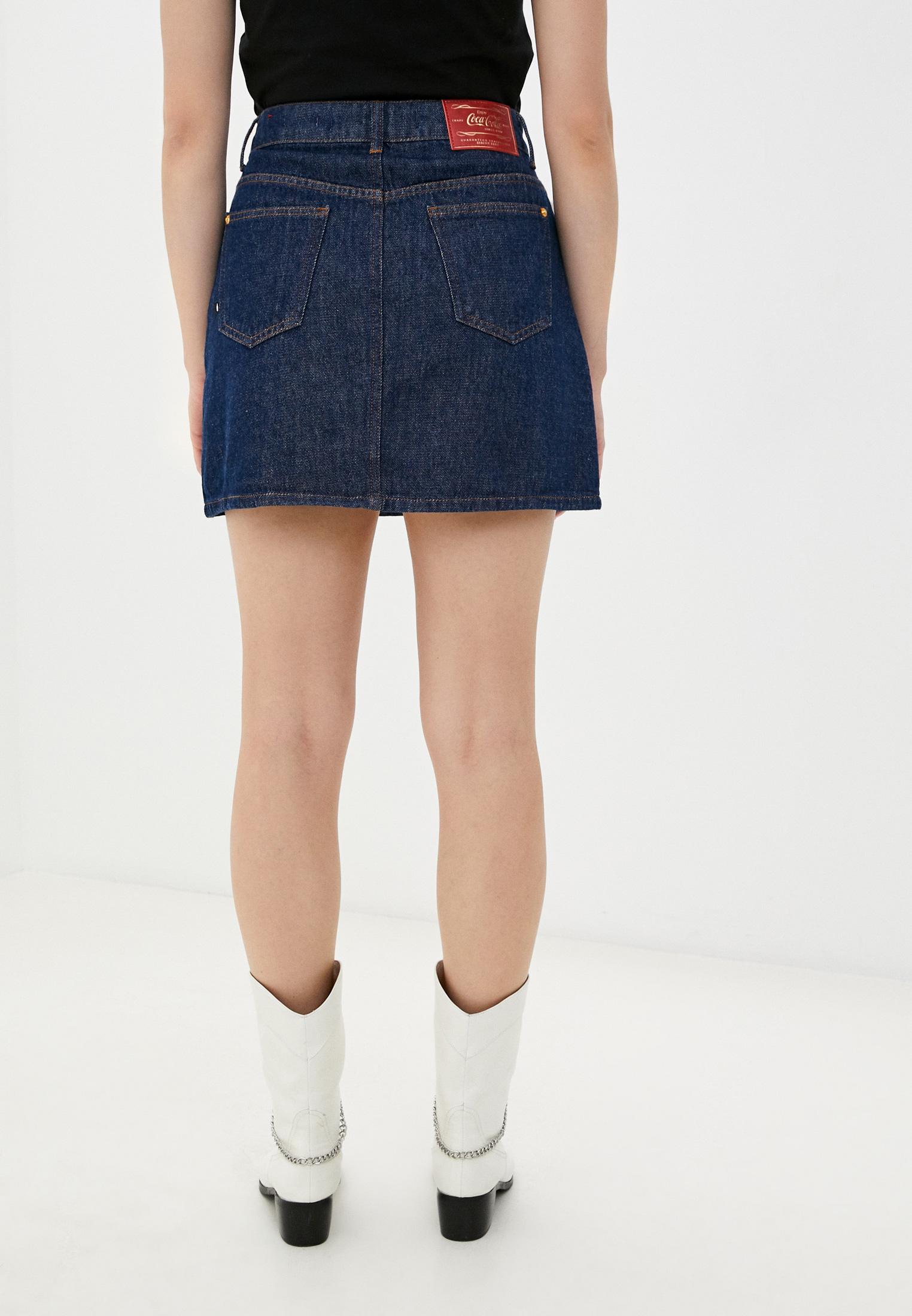 Джинсовая юбка Coca Cola Jeans 008.32.00996: изображение 3