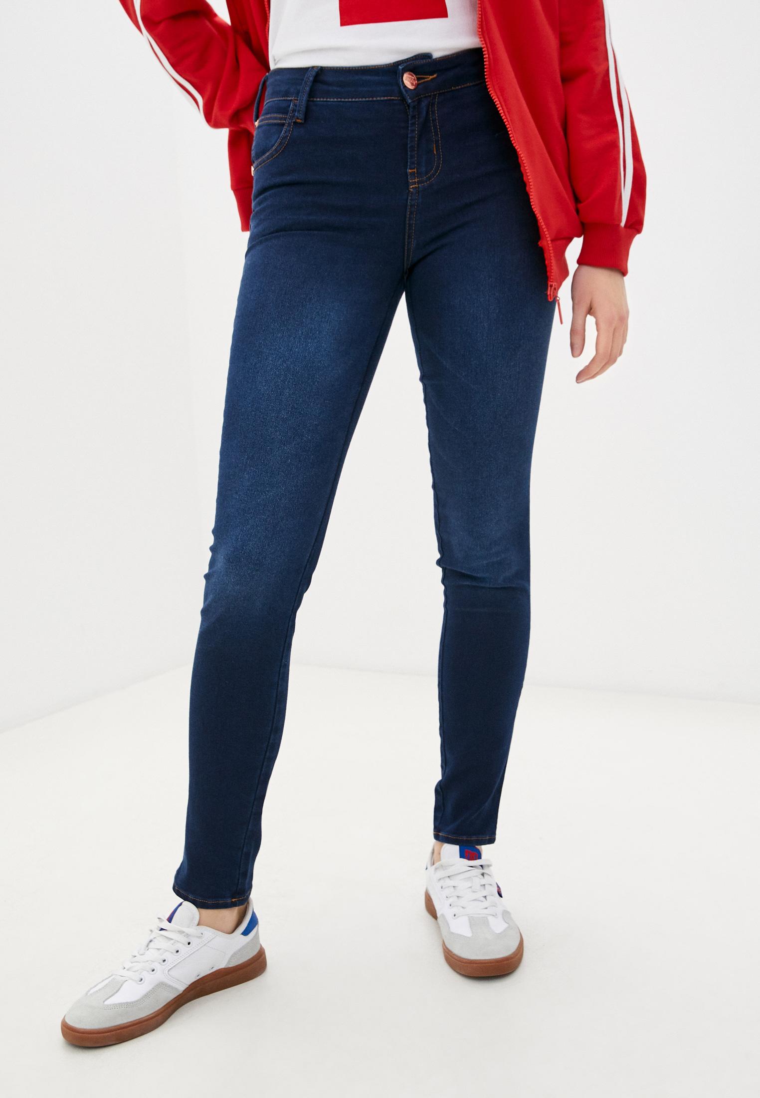 Зауженные джинсы Coca Cola Jeans 002.32.02968