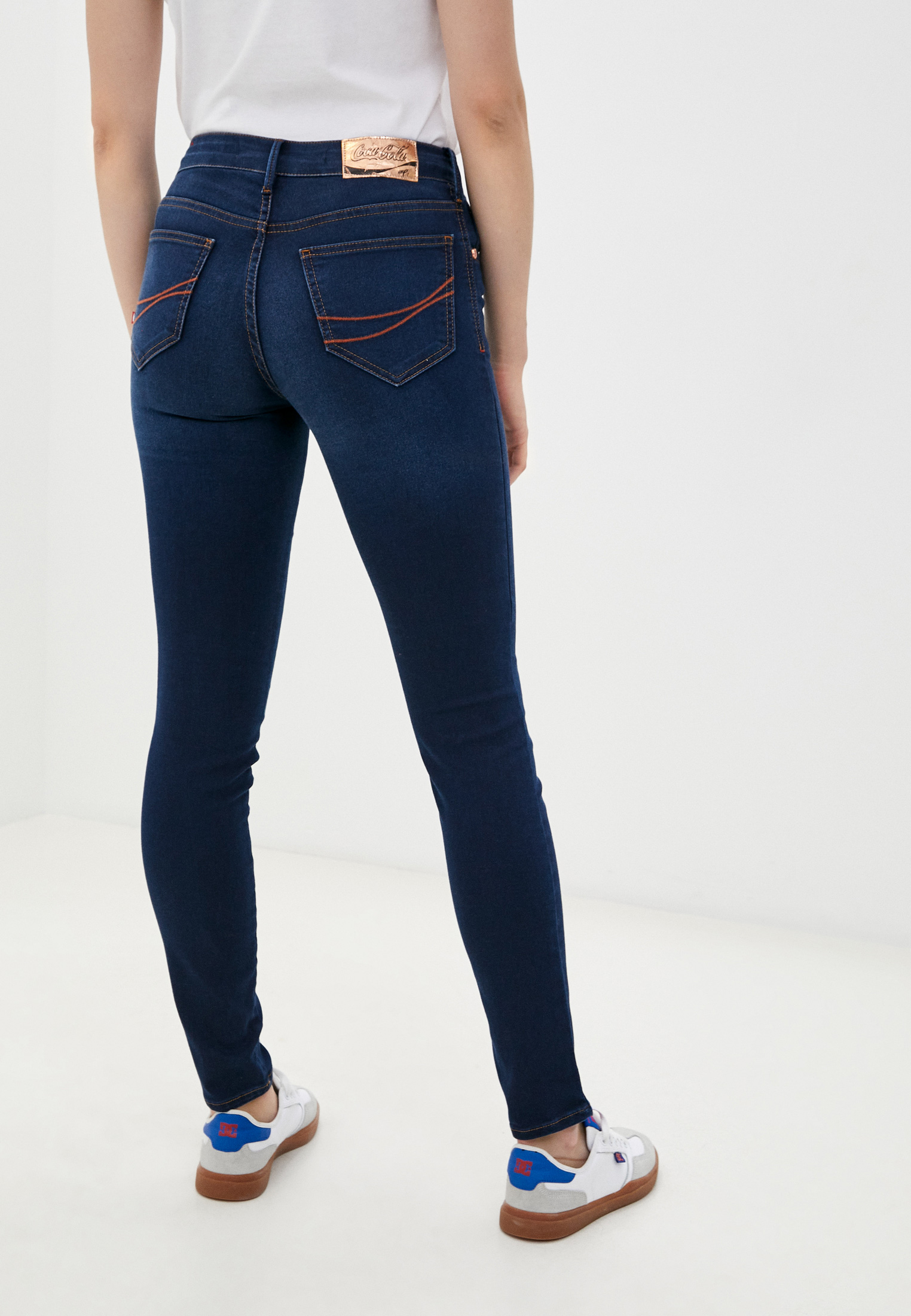 Зауженные джинсы Coca Cola Jeans 002.32.02968: изображение 3