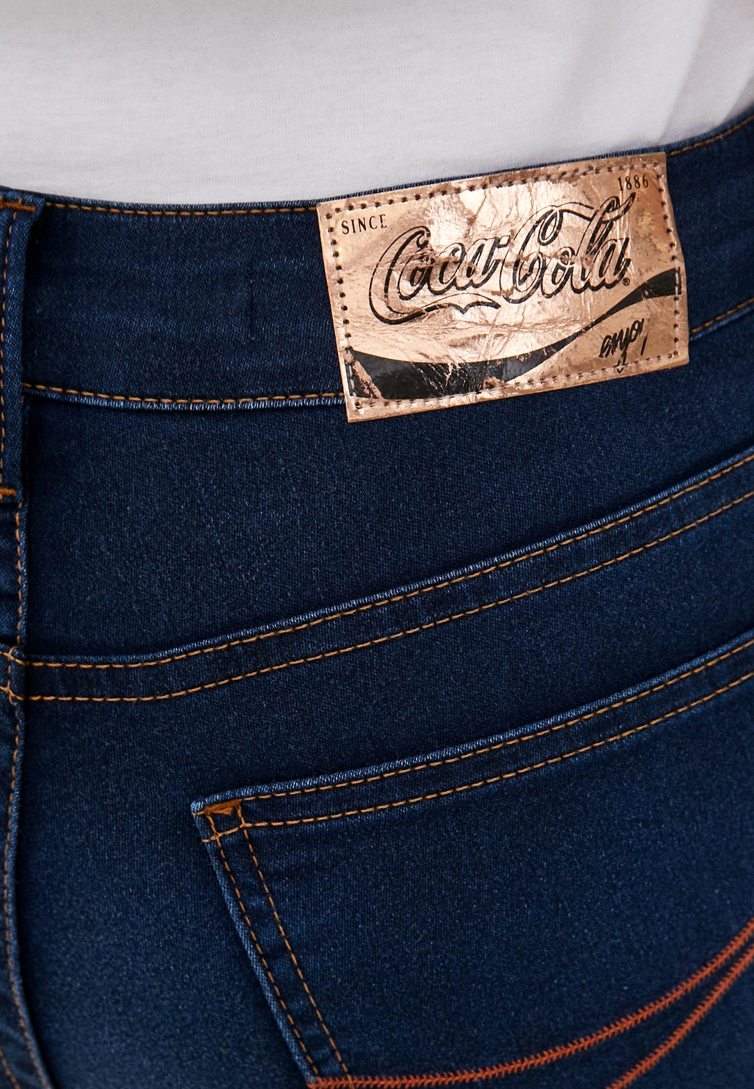 Зауженные джинсы Coca Cola Jeans 002.32.02968: изображение 4