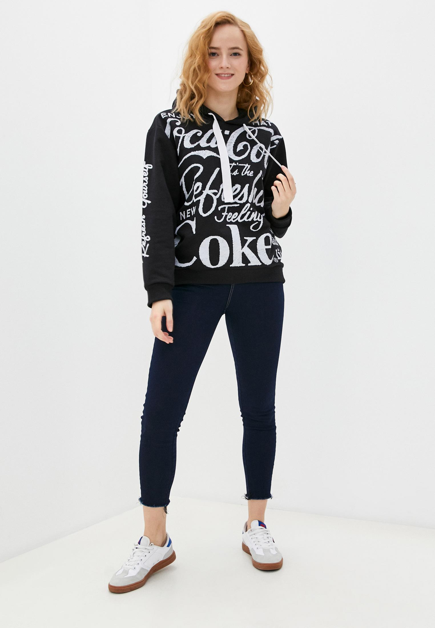 Зауженные джинсы Coca Cola Jeans 002.32.02969: изображение 2