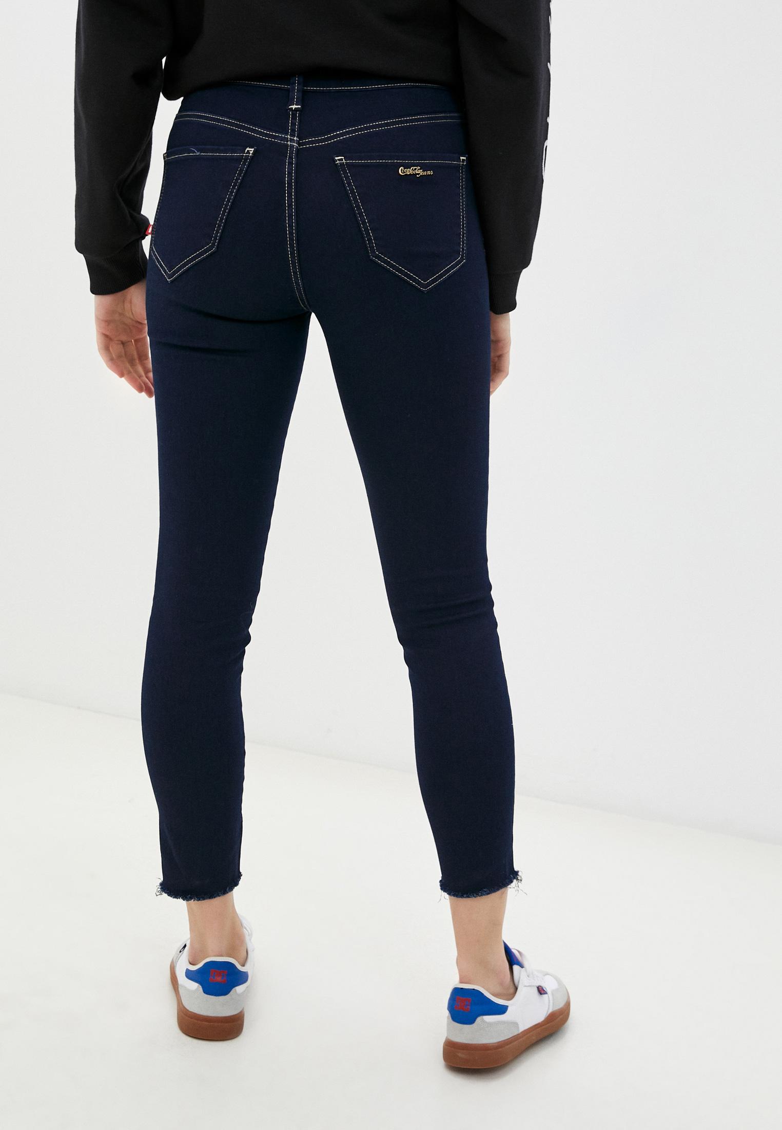 Зауженные джинсы Coca Cola Jeans 002.32.02969: изображение 3