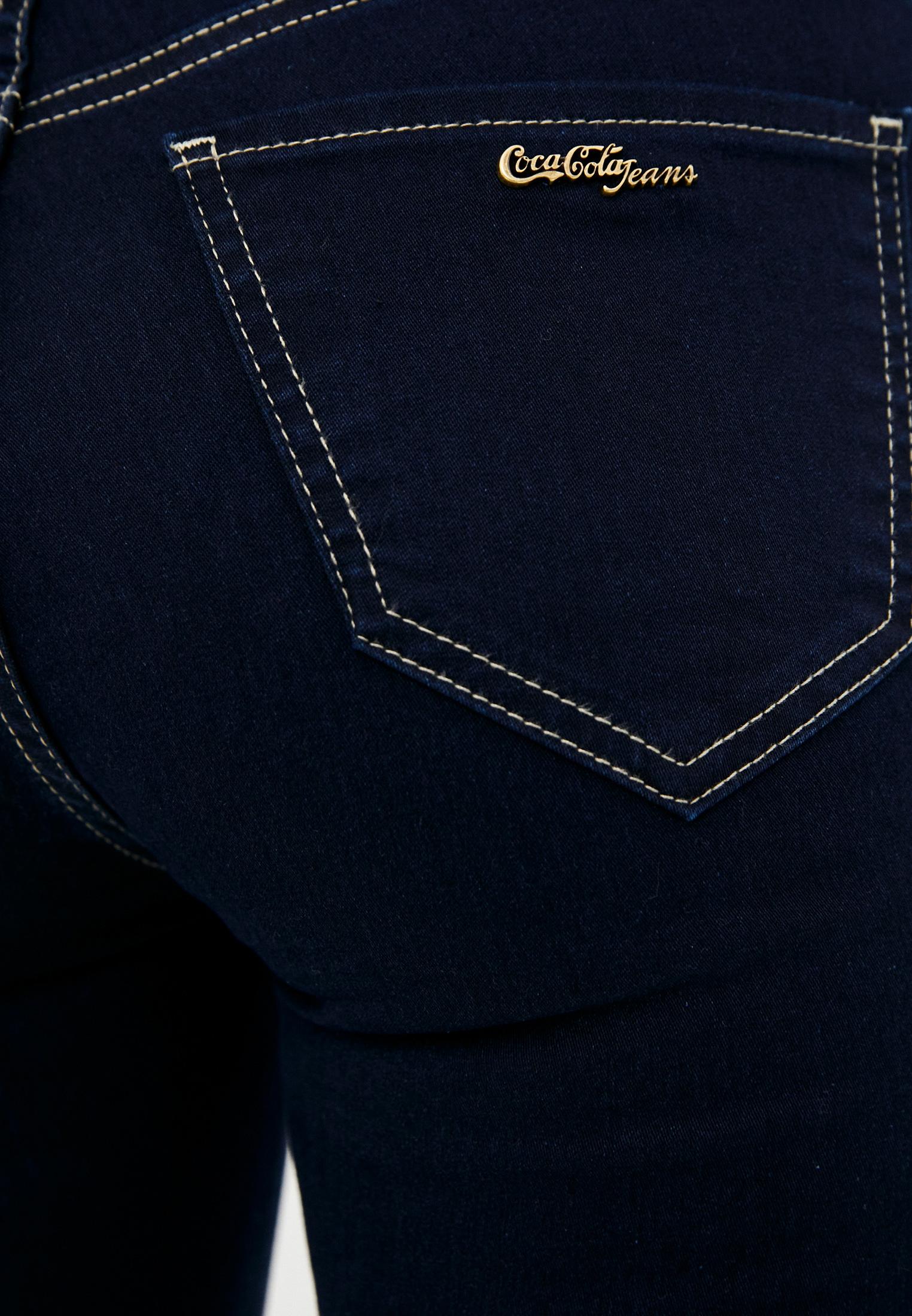 Зауженные джинсы Coca Cola Jeans 002.32.02969: изображение 4