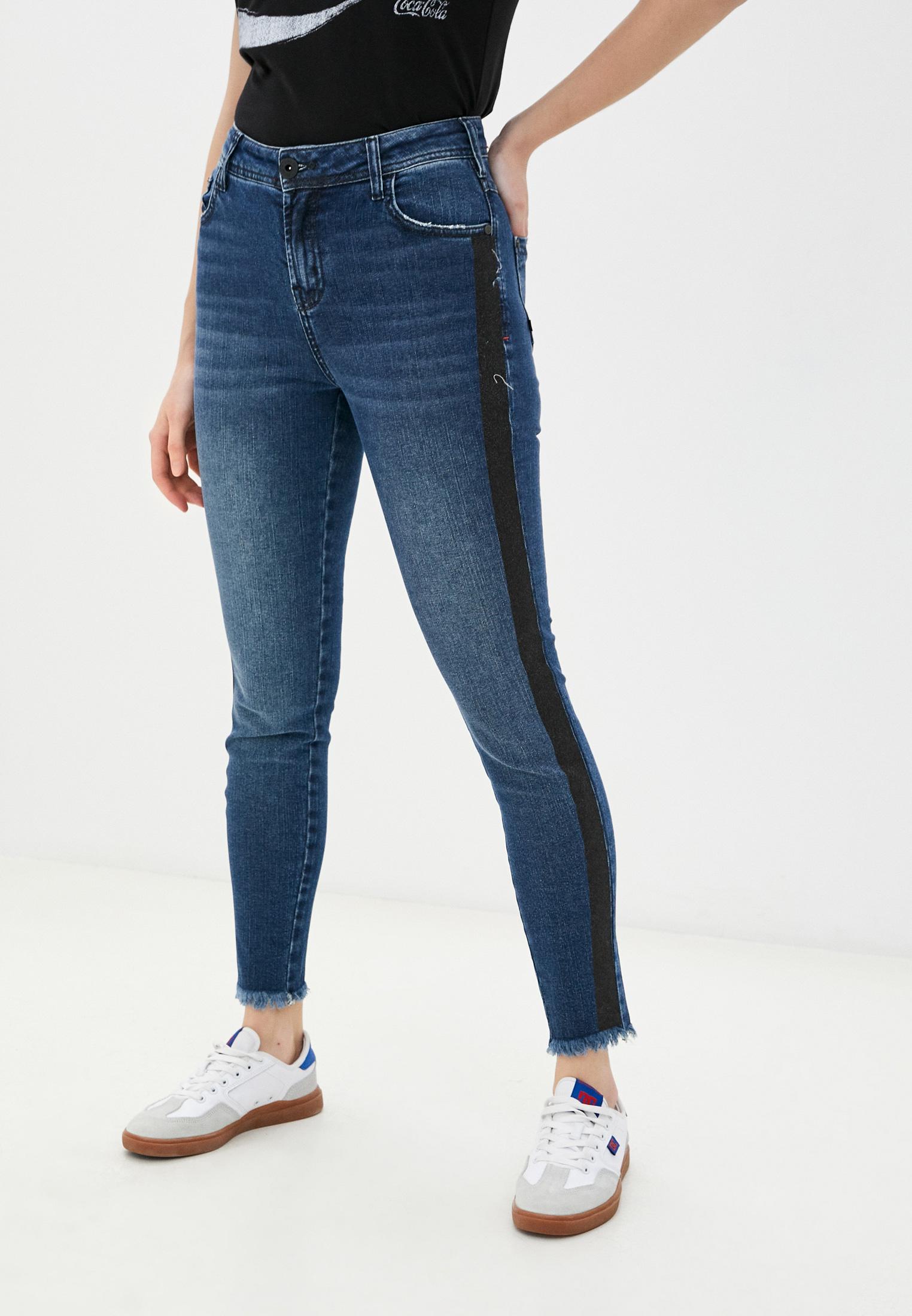 Зауженные джинсы Coca Cola Jeans 002.32.03068: изображение 1