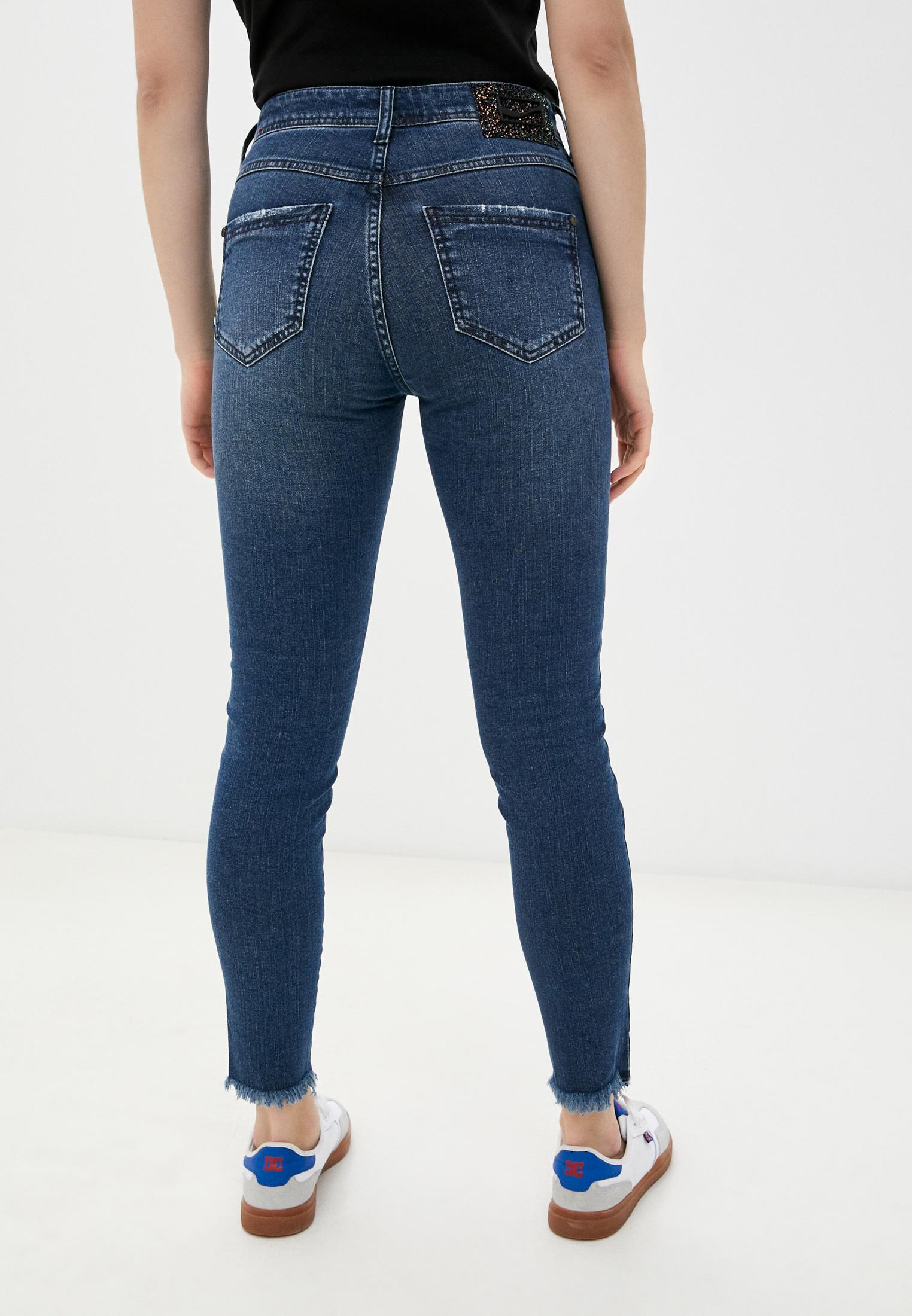 Зауженные джинсы Coca Cola Jeans 002.32.03068: изображение 3