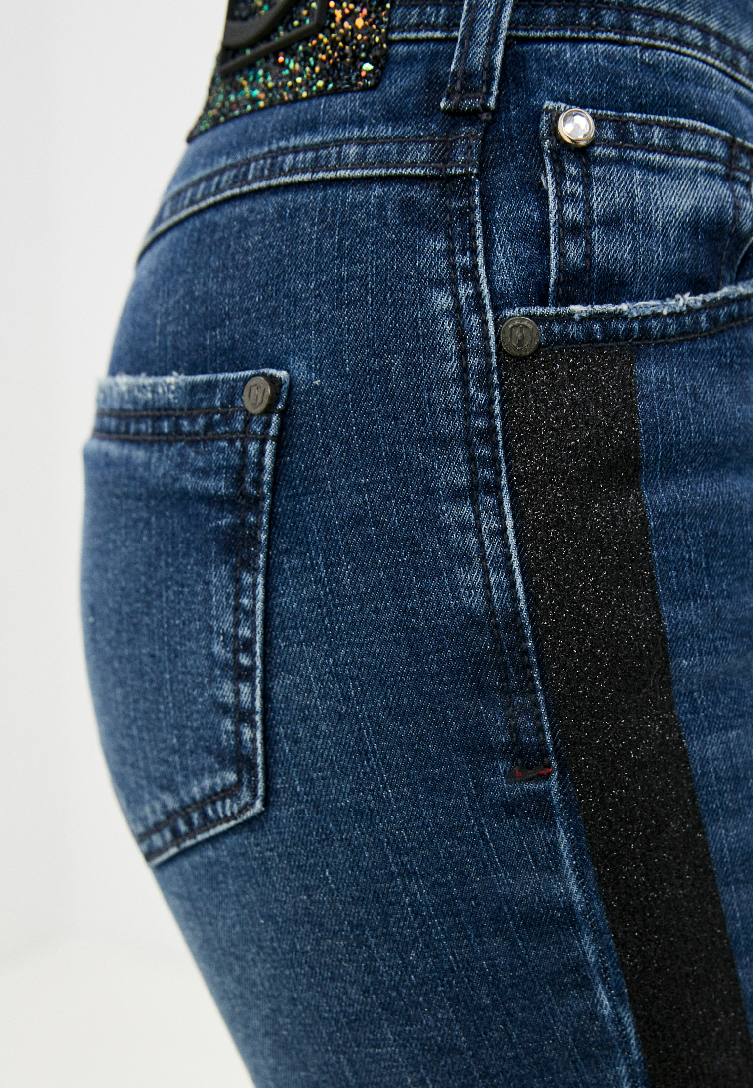 Зауженные джинсы Coca Cola Jeans 002.32.03068: изображение 4