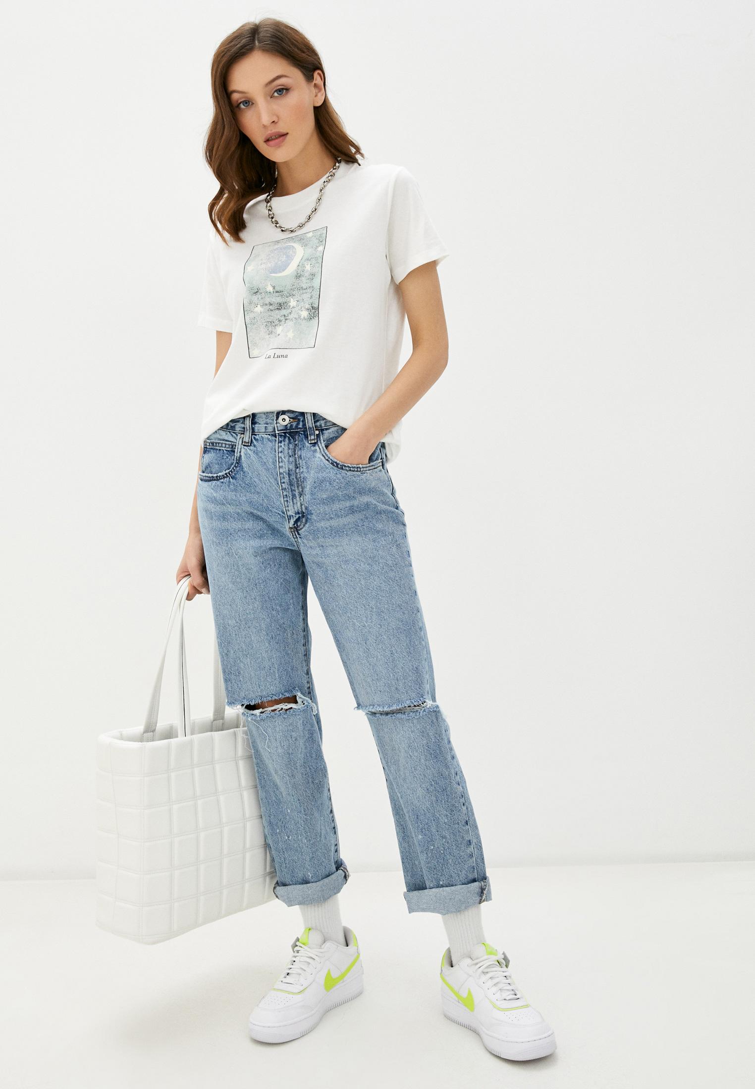 Прямые джинсы Cotton On 2009136: изображение 2