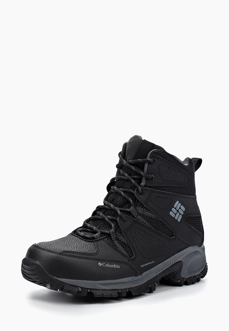 Спортивные мужские ботинки Columbia (Коламбия) BM1551: изображение 2