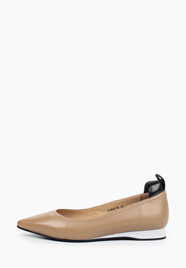 Женские туфли CorsoComo (Корсо Комо) CC3840-WL