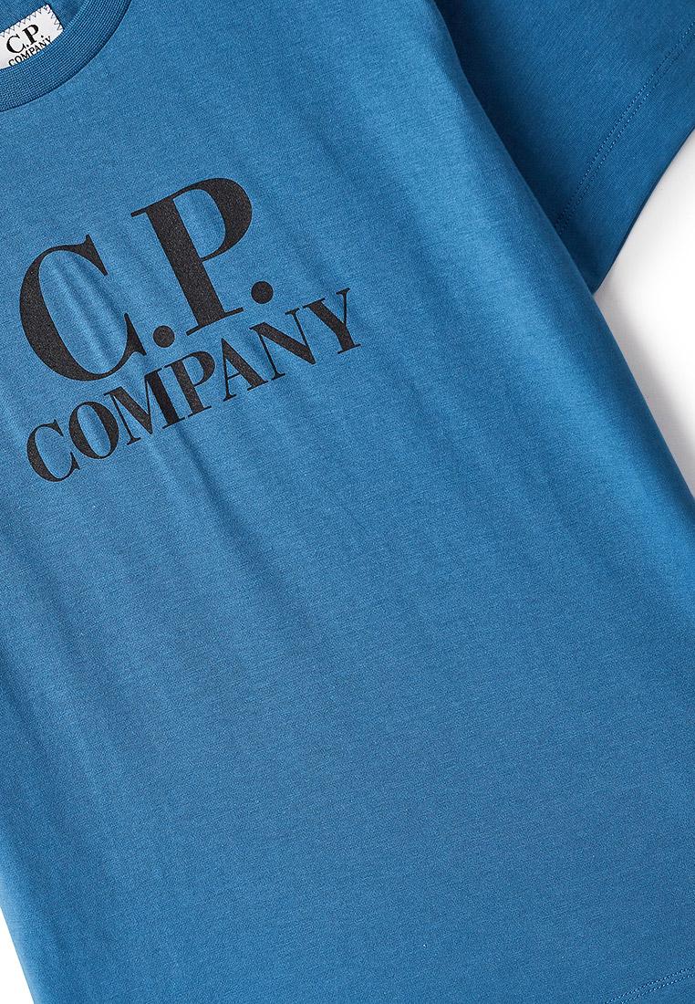 Футболка с коротким рукавом C.P. Company 09CKTS027C005792W: изображение 3