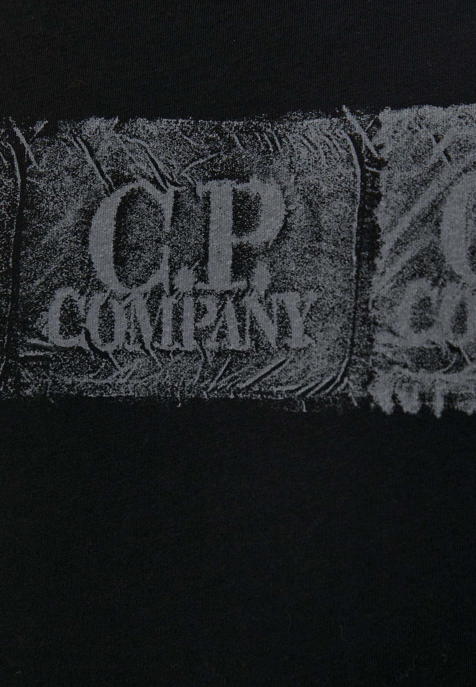Футболка C.P. Company 10CMTS200A-006011W: изображение 5