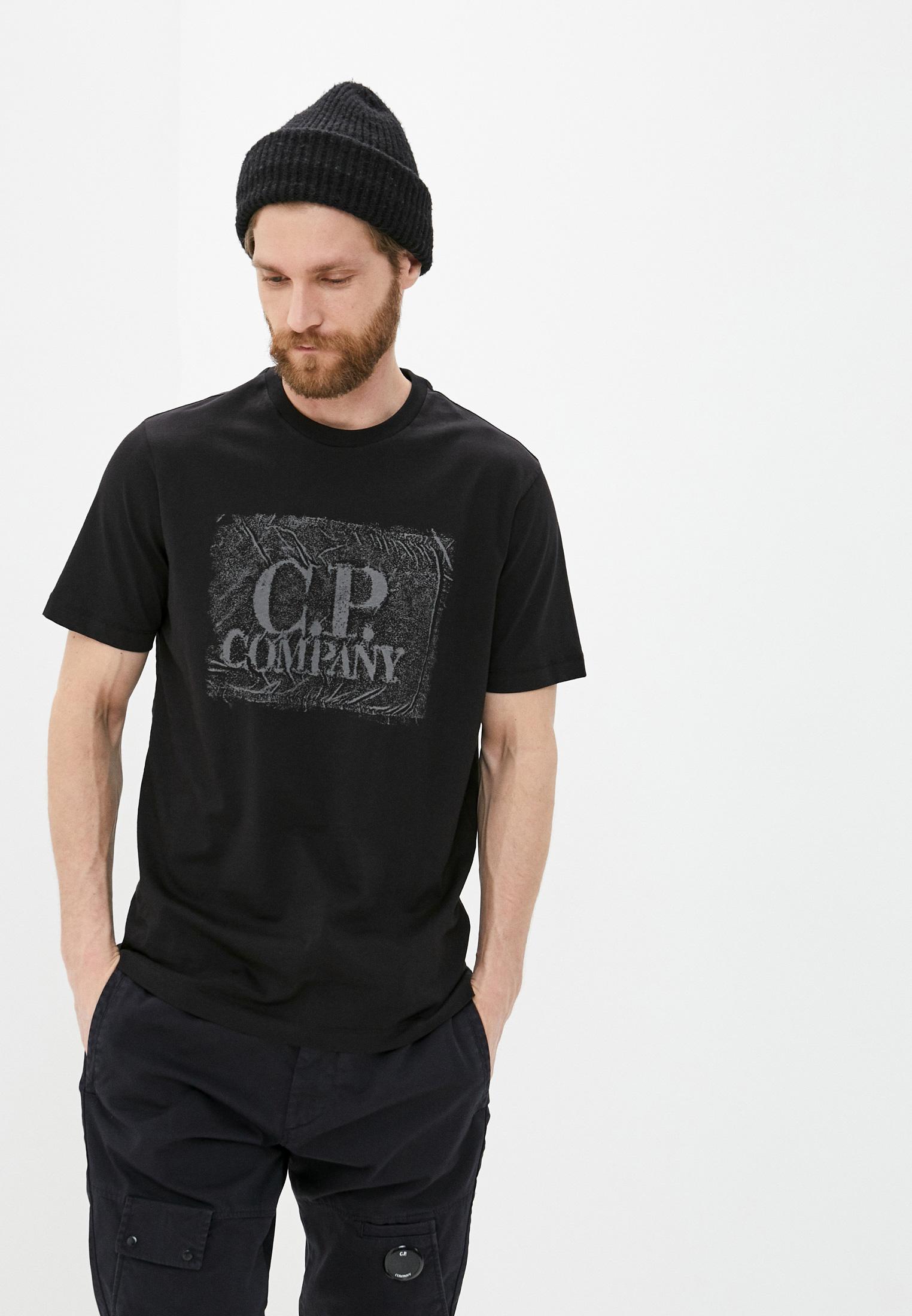 Футболка C.P. Company 10CMTS204A-006011W: изображение 1