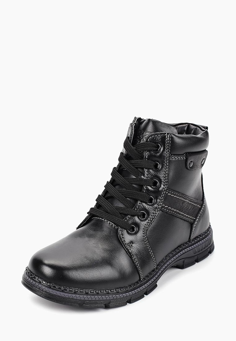 Ботинки для мальчиков CROSBY (КРОСБИ) 288224/01-01