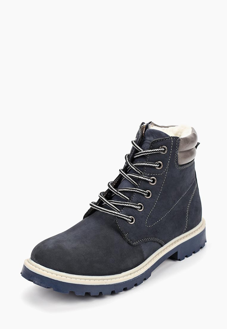 Ботинки для мальчиков CROSBY 288304/01-01