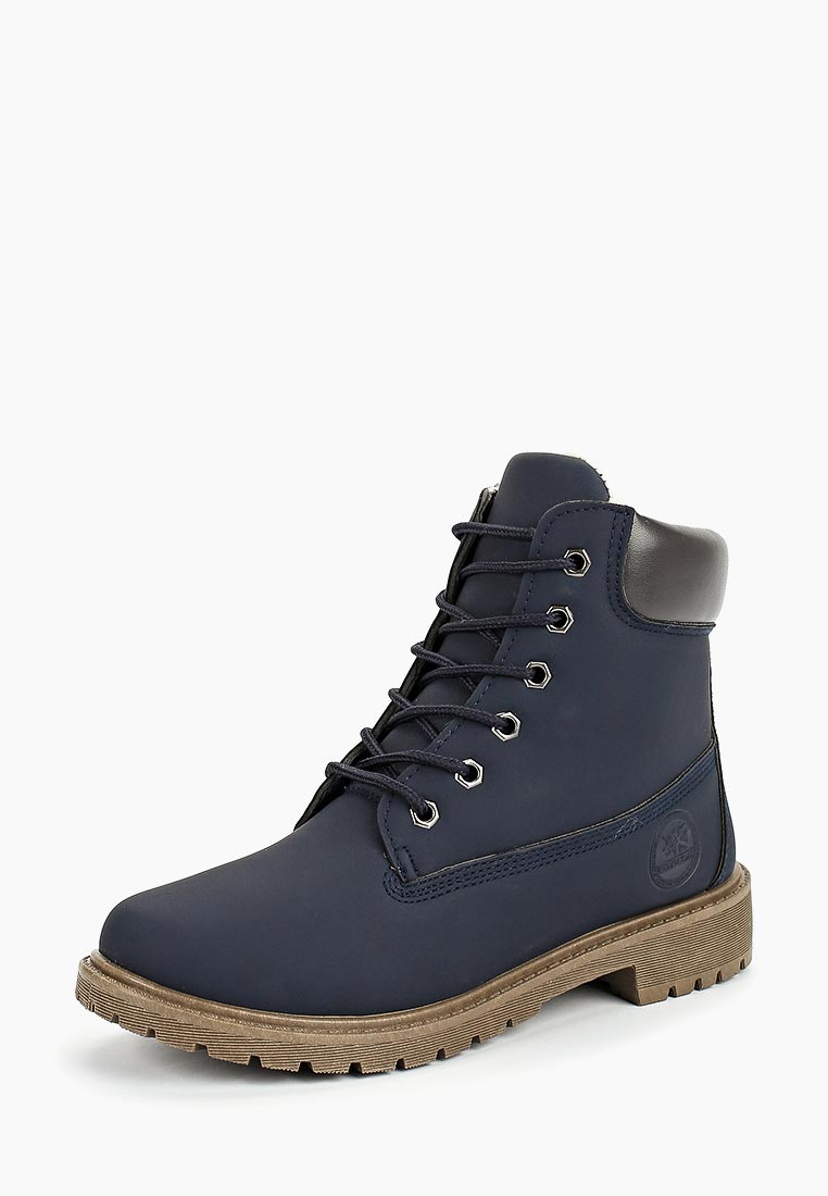 Ботинки для мальчиков CROSBY 488189/01-02