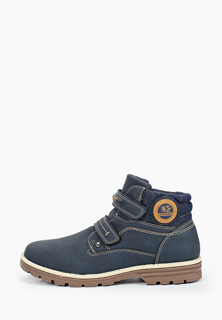 Ботинки для мальчиков CROSBY 298253/01-01