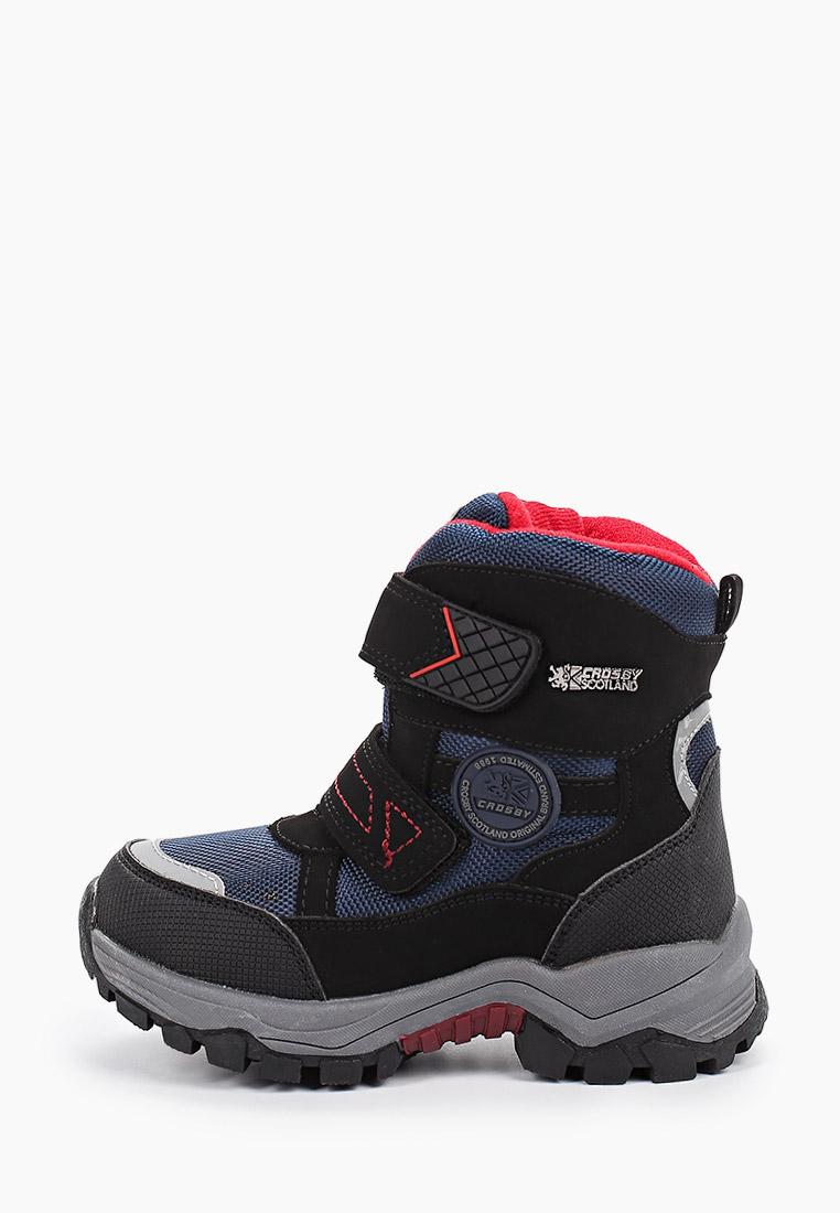 Ботинки для мальчиков CROSBY 298346/01-02