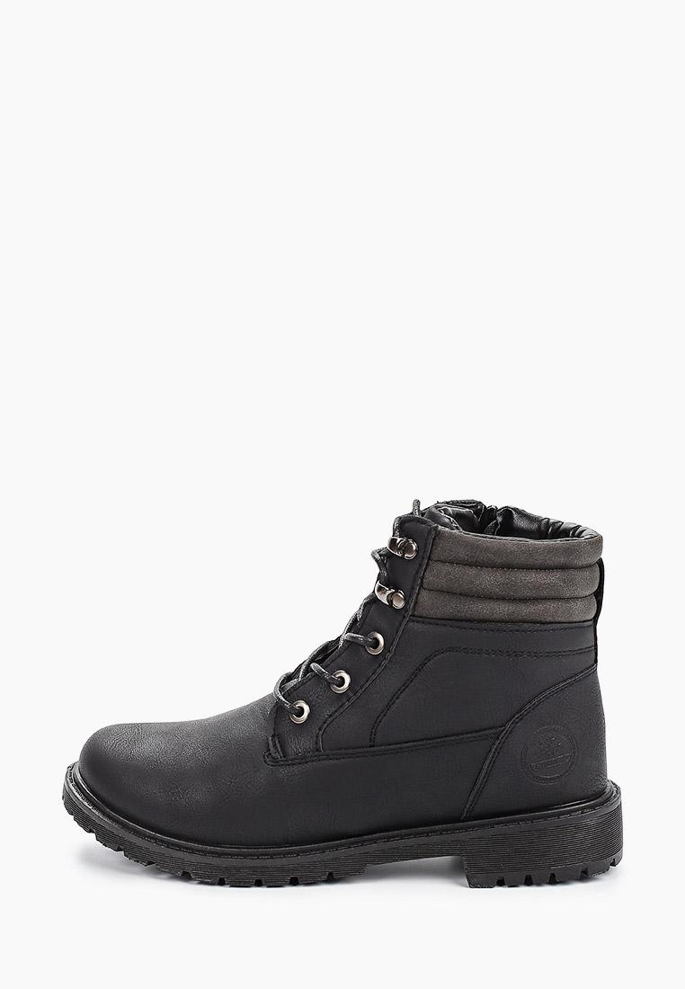 Ботинки для мальчиков CROSBY 298442/01-02