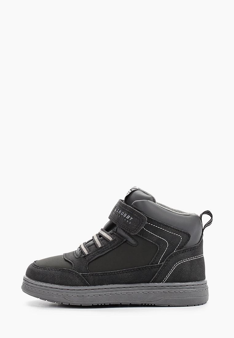 Ботинки для мальчиков CROSBY (КРОСБИ) 298455/01-02