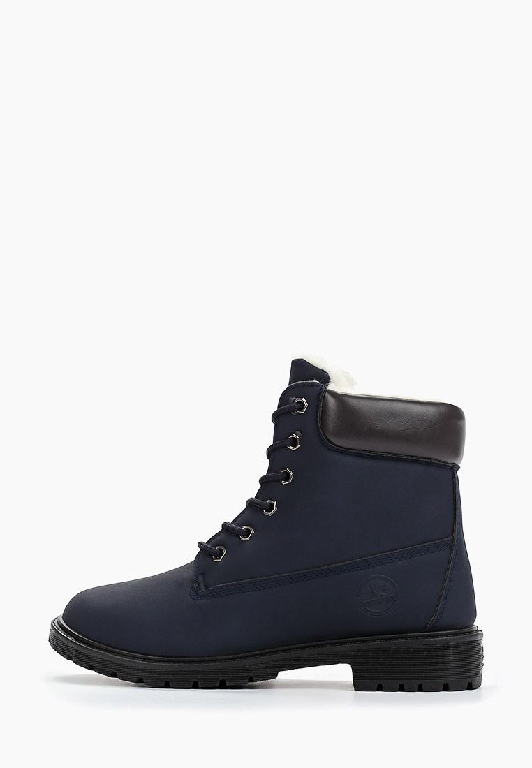 Ботинки для мальчиков CROSBY 498063/02-02