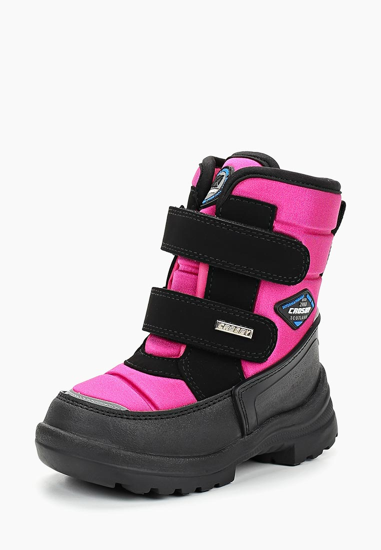 Ботинки для девочек CROSBY (КРОСБИ) 288267/01-03