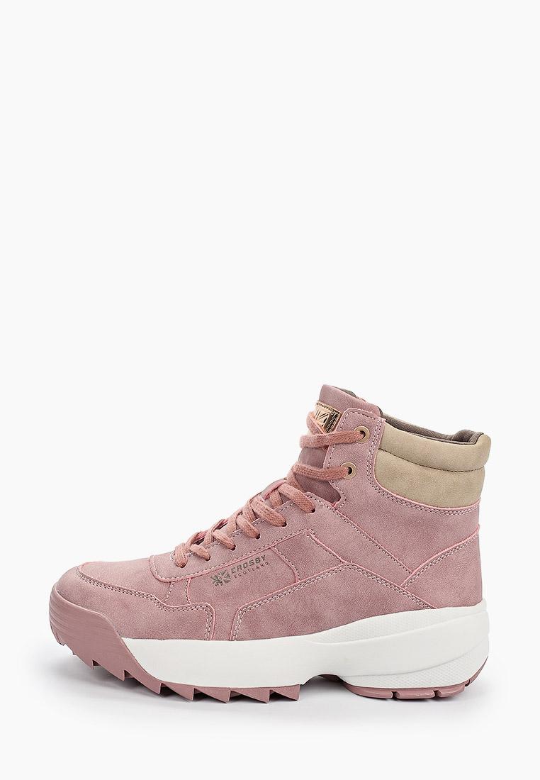 Ботинки для девочек CROSBY 498141/02-02
