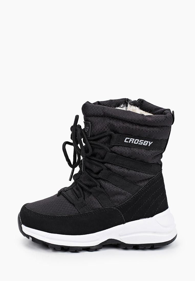 Ботинки для девочек CROSBY 208261/01