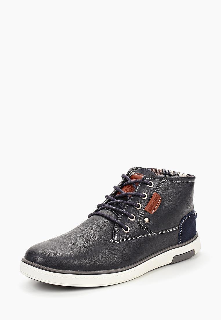 Мужские ботинки CROSBY 288320/02-02