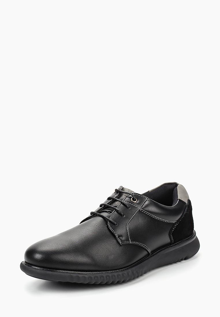 Мужские ботинки CROSBY (КРОСБИ) 488330/02-01