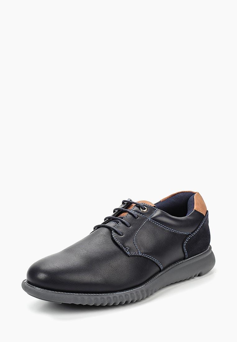 Мужские ботинки CROSBY 488330/02-02