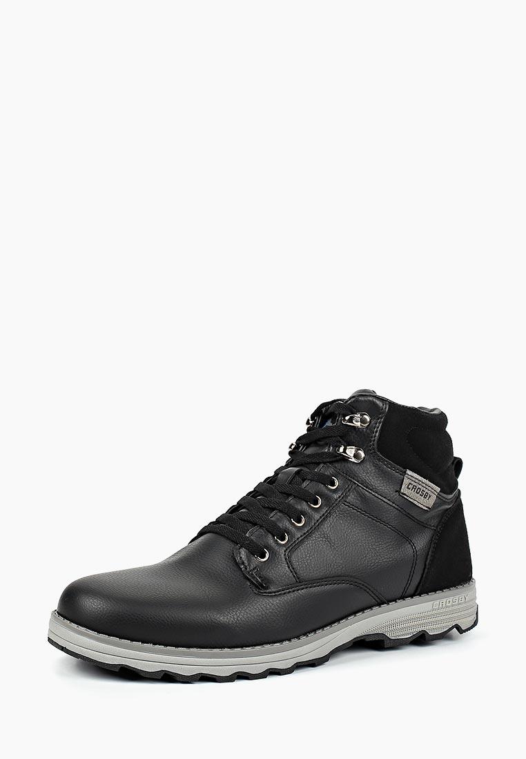 Мужские ботинки CROSBY 488602/01-01